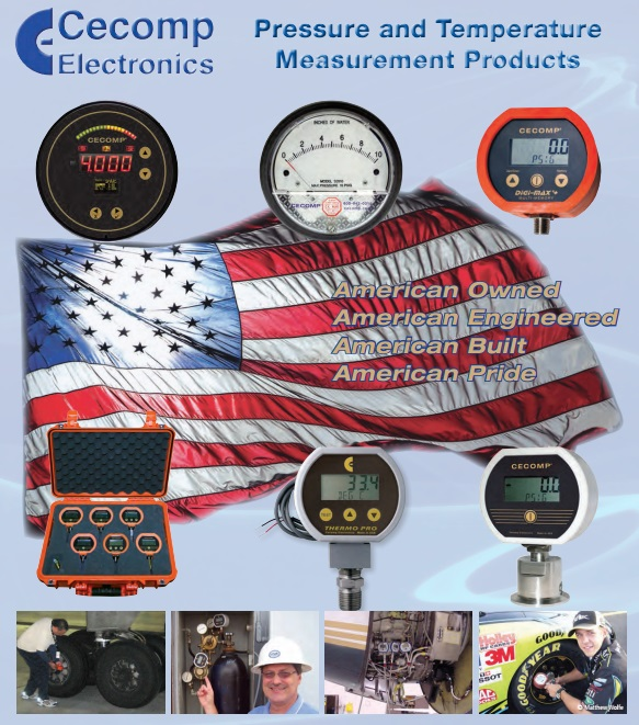 CeComp - Digital Gauges Instruments