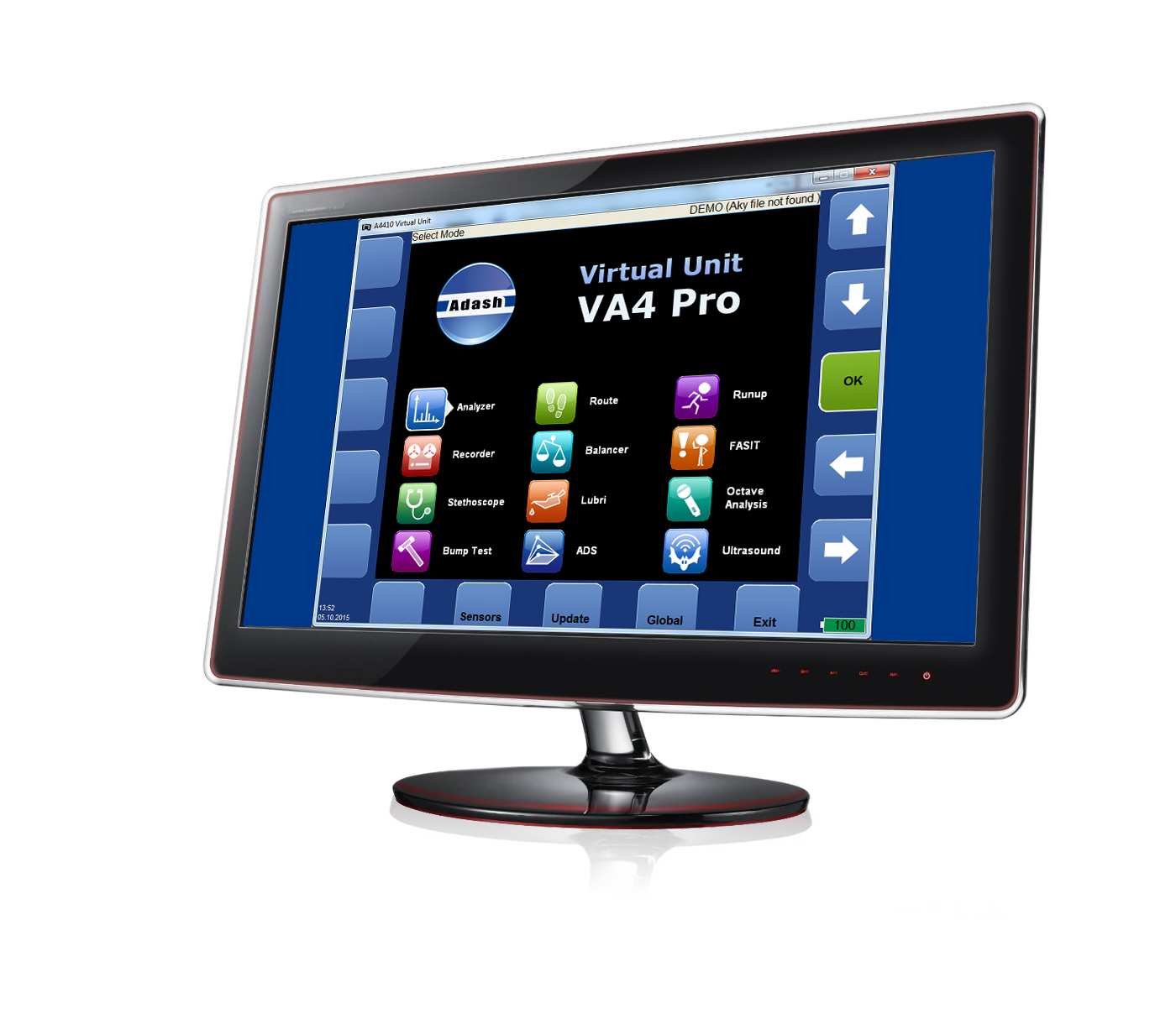 A4410 Virtual Instrument Vibration Analysis