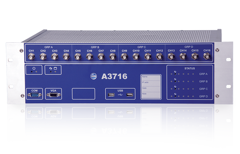 A3716 16+ Channel Online Monitoring System