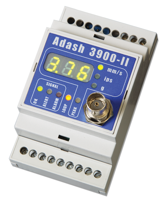 A3900 On-Line Vibration Monitoring System
