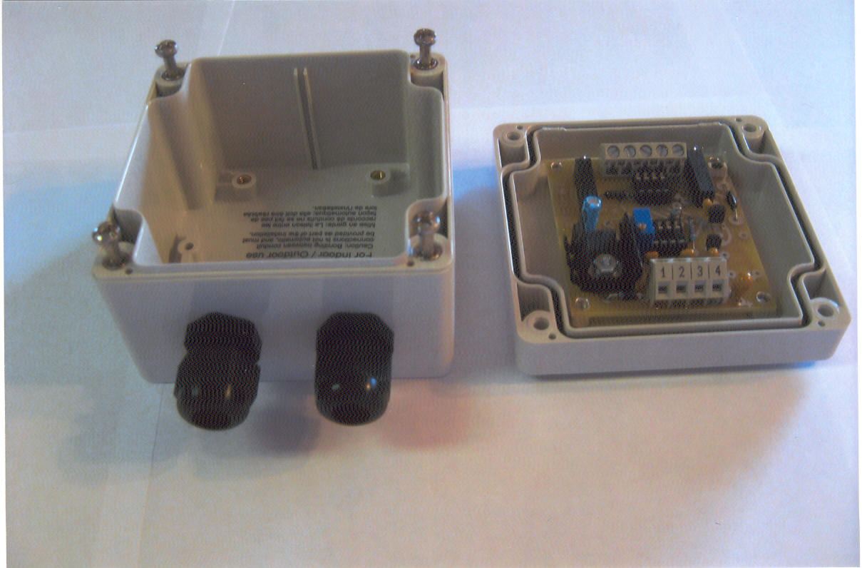 WeatherProof Strain Gage Signal Conditioner