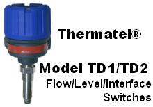 Thermal Dispersion Mass Flow Level Interface