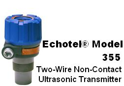 Ultrasonic Non-Contact Level Transmitter