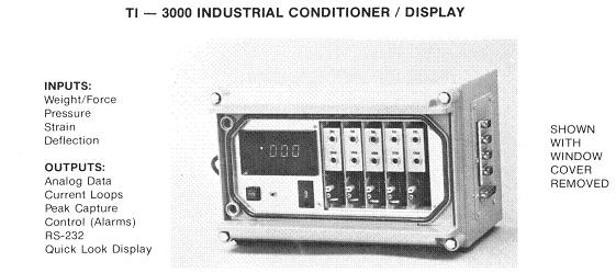 Multi-Channel Signal Conditioner for strain, load, torque